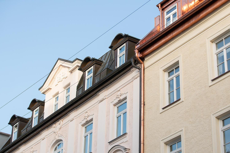 Bild zeigt Wohnhäuser
