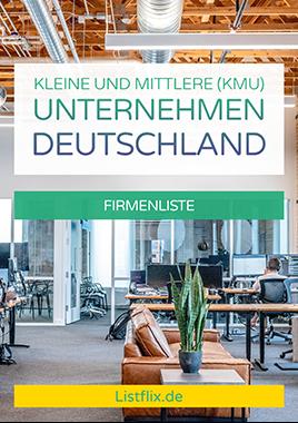 KMU Liste Deutschland Cover