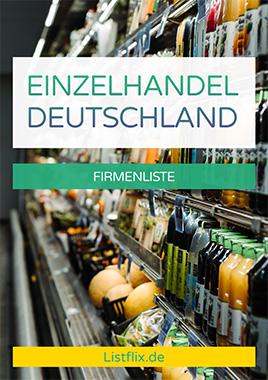 Einzelhandel Liste Deutschland