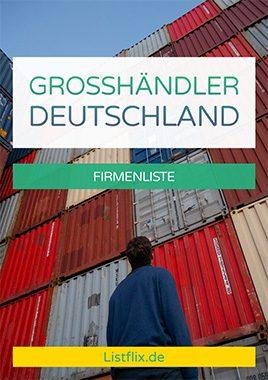 Grosshändler Deutschland LIste